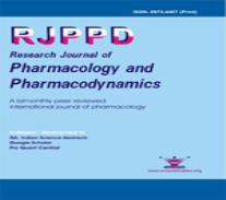 Research Journal of Pharmacology and Pharmacodynamics (RJPPD)