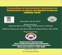 Proceedings of International Conference on Mathematics in Space and Applied Sciences (ICMSAS-2019)